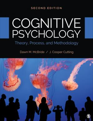 Book cover Cognitive Psychology: Theory, Process, and Methodology