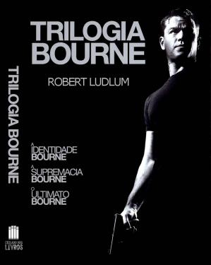 Book cover Trilogia Bourne (Volume Único)