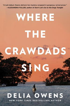 বইয়ের কভার Where the Crawdads Sing