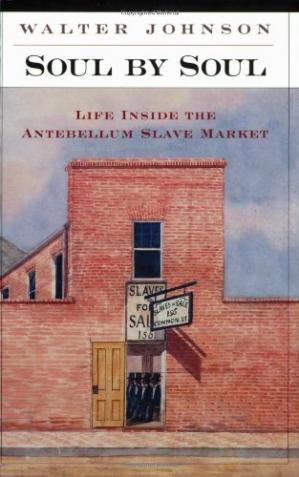 Book cover Soul by Soul: Life Inside the Antebellum Slave Market