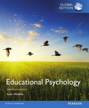 Book cover Educational psychology