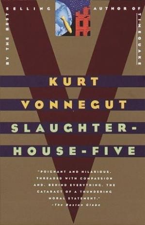 表紙 Slaughterhouse-Five: A Novel