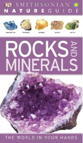 Copertina Nature Guide Rocks and Minerals