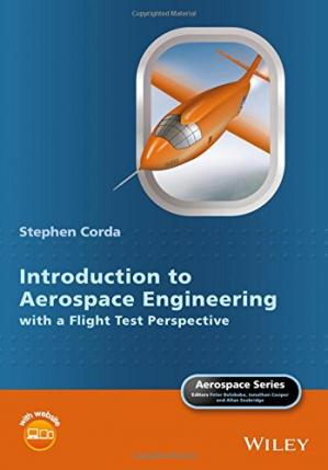Εξώφυλλο βιβλίου Introduction to Aerospace Engineering with a Flight Test Perspective