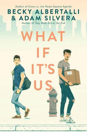 书籍封面 What If It's Us