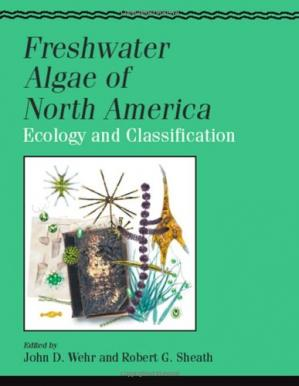 Couverture du livre Freshwater Algae of North America: Ecology and Classification (Aquatic Ecology)