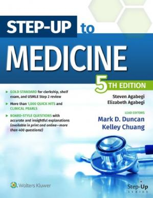 Book cover Step-Up to Medicine