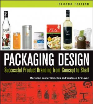 Couverture du livre Packaging Design: Successful Product Branding From Concept to Shelf
