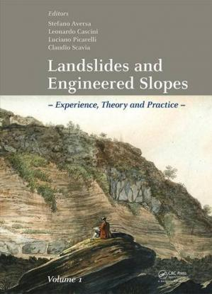पुस्तक कवर Landslides and engineered slopes : experience, theory and practice : Proceedings of the 12th International Symposium on Landslides, Napoli, Italy, 12-19 June 2016