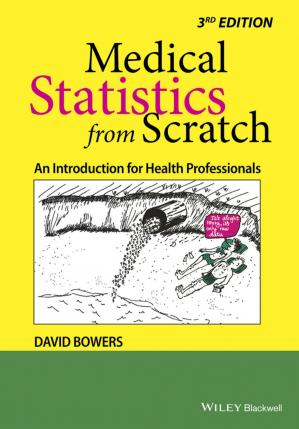 Book cover Medical Statistics from Scratch: An Introduction for Health Professionals