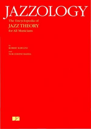 Buchdeckel Jazzology: The Encyclopedia of Jazz Theory for All Musicians (Jazz Instruction)