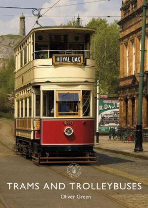 Copertina Trams and Trolleybuses