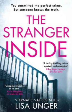 Book cover The Stranger Inside