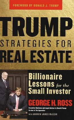 Book cover Trump Strategies for Real Estate: Billionaire Lessons for the Small Investor