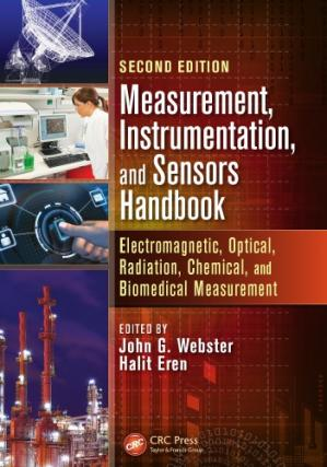 书籍封面 Measurement, Instrumentation, and Sensors Handbook: Electromagnetic, Optical, Radiation, Chemical, and Biomedical Measurement