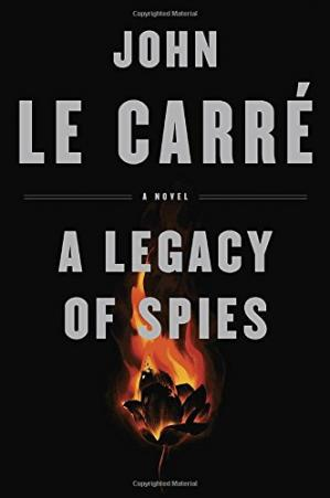 Book cover A Legacy of Spies: A Novel