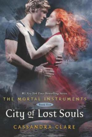 表紙 City of Lost Souls