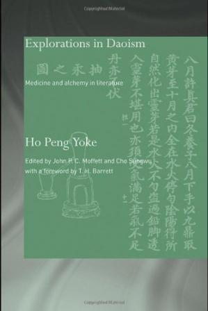 Book cover Explorations in Daoism: Medicine and Alchemy in Literature
