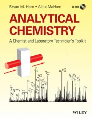 Book cover Analytical Chemistry: A Chemist and Laboratory Technician's Toolkit
