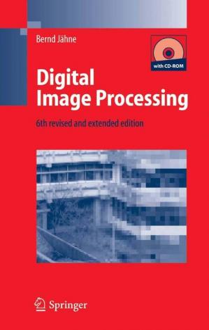 Book cover Digital Image Processing, 6th Edition