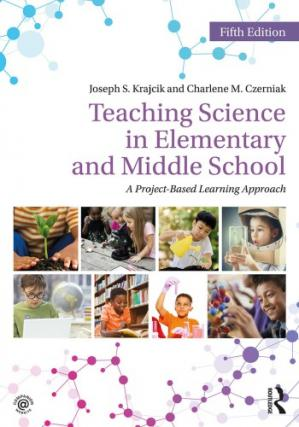 Book cover Teaching science in elementary and middle school: a project-based learning approach