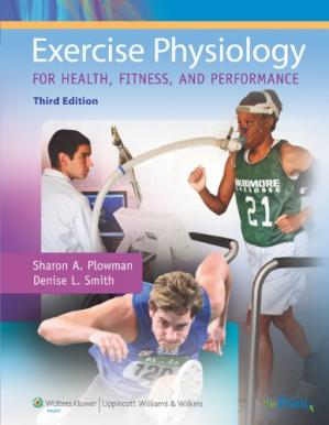Book cover Exercise Physiology for Health, Fitness, and Performance