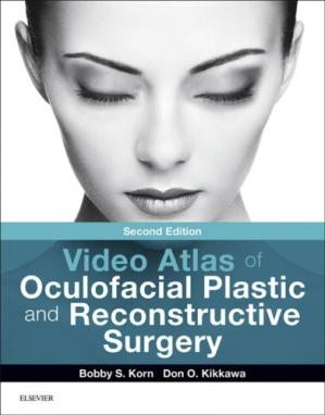 Portada del libro Video Atlas of Oculofacial Plastic and Reconstructive Surgery E-Book.