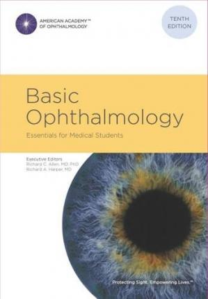 Book cover Basic Ophthalmology: Essentials for Medical Students