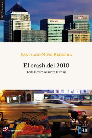 Book cover El crash del 2010