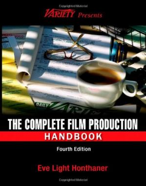 Book cover The Complete Film Production Handbook