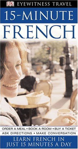 Book cover 15-Minute French
