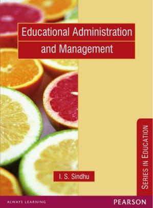 Book cover Educational administration and management
