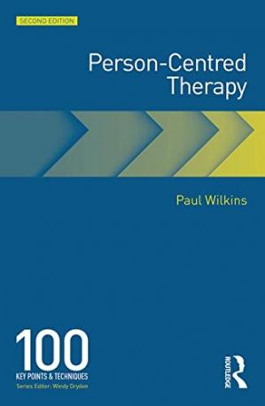 Copertina Person-Centred Therapy: 100 Key Points