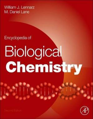 Couverture du livre Encyclopedia of Biological Chemistry, Second Edition
