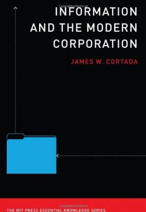 Book cover Information and the Modern Corporation