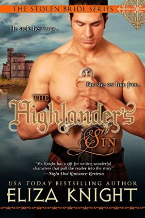 Book cover The Highlander's Sin