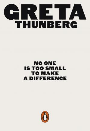 Book cover No One is Too Small to Make a Difference