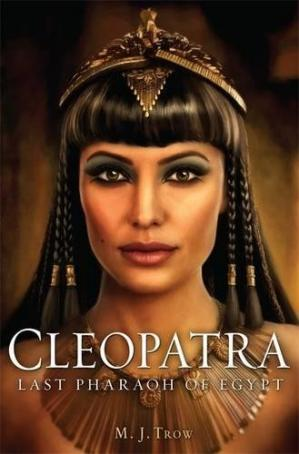 A capa do livro A Brief History of Cleopatra: Empress of Egypt