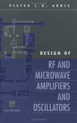 Sampul buku Design of RF and microwave amplifiers and oscillators