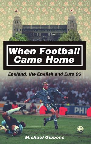 Book cover When Football Came Home