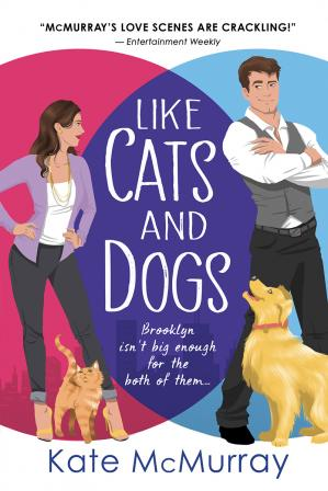 Book cover Like Cats and Dogs