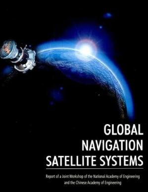 Book cover Global Navigation Satellite Systems - NAS