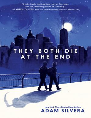 Обложка книги They Both Die At The End