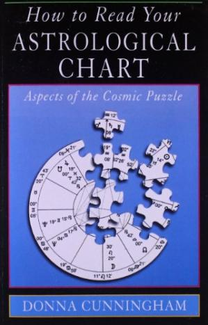 Εξώφυλλο βιβλίου How to Read Your Astrological Chart: Aspects of the Cosmic Puzzle
