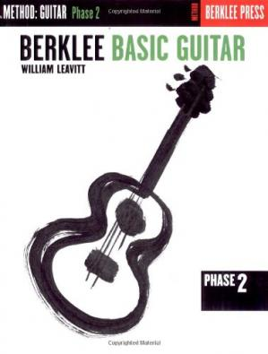 Buchdeckel Berklee Basic Guitar - Phase 2: Guitar Technique (Guitar Solo)