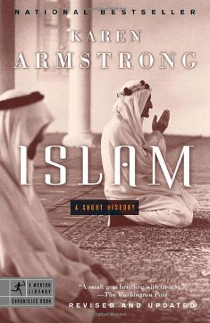 Book cover Islam: A Short History (Modern Library Chronicles)