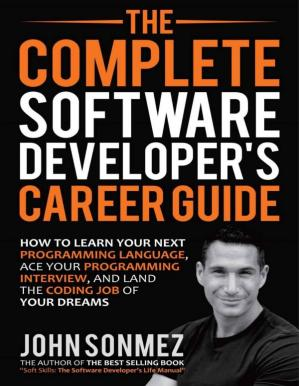 Book cover The Complete Software Developer's Career Guide