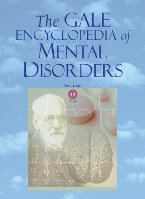 Book cover The Gale encyclopedia of mental disorders A-L