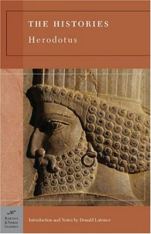Book cover The Histories (Barnes & Noble Classics)