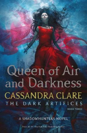 Buchdeckel Queen of Air and Darkness (The Dark Artifices #3)